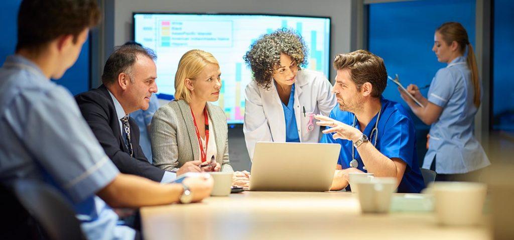 healthcare technology optimization