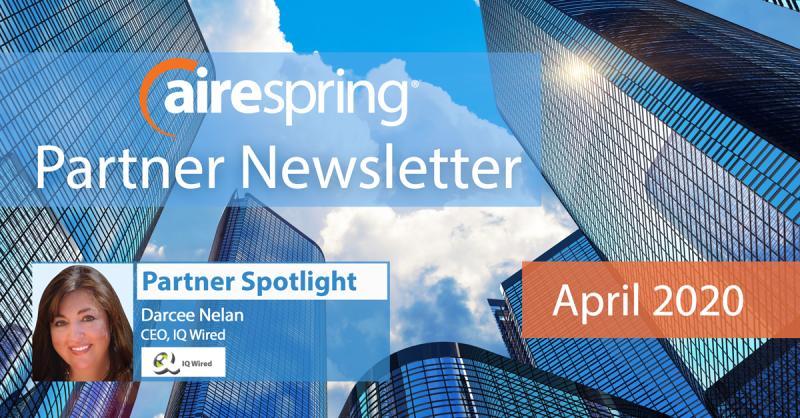 Airespring Spring Newsletter